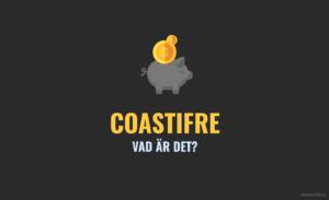 Vad innebär Coast FIRE?