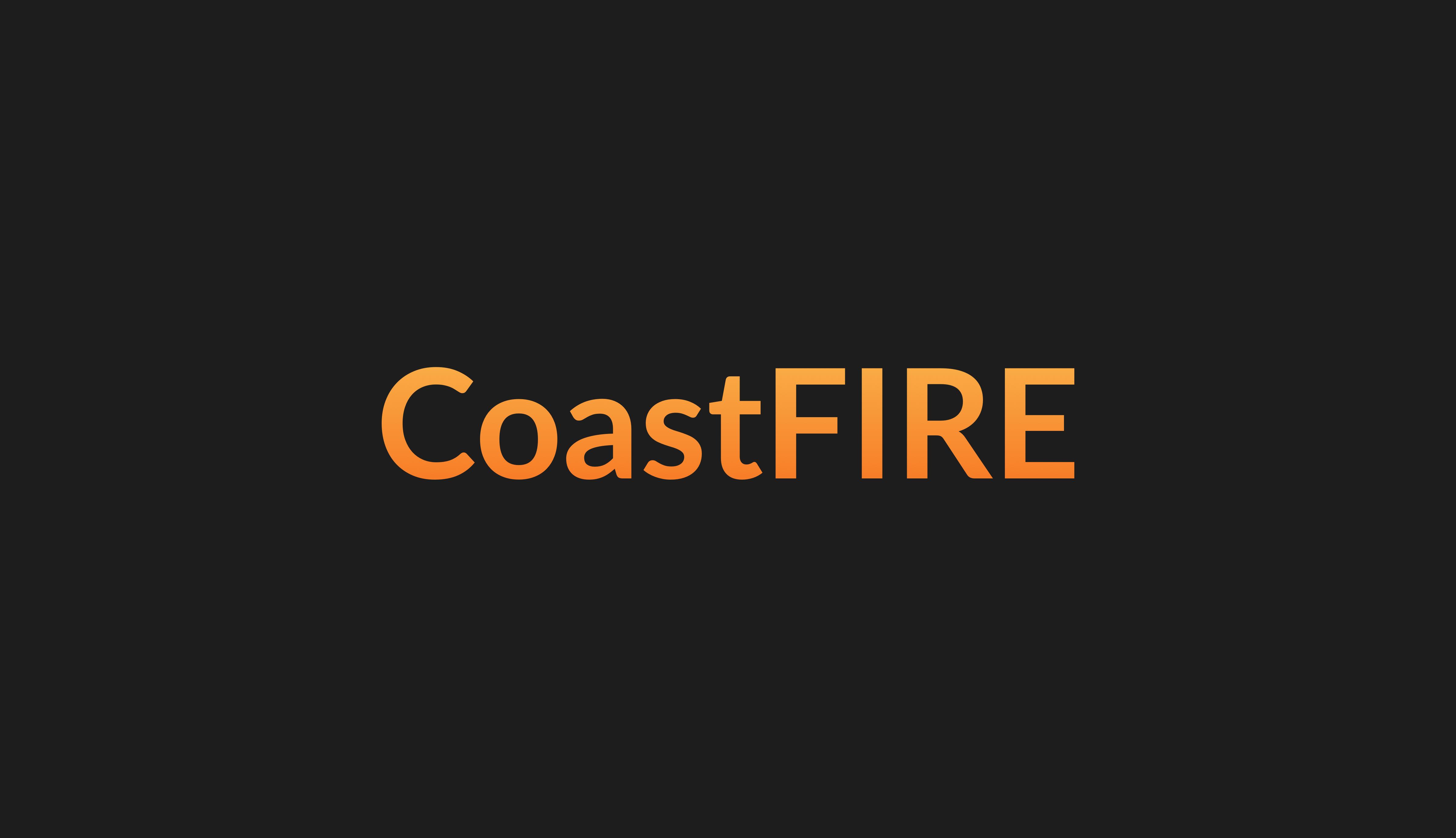 Coast FIRE för unga investerare